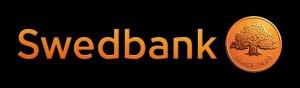 swedbank_logo_must taust