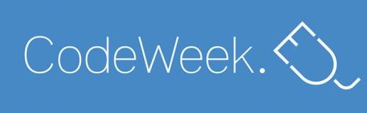 Logo EU Code Week 517x159px