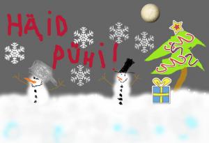 Kohila_LA_jõulukaart