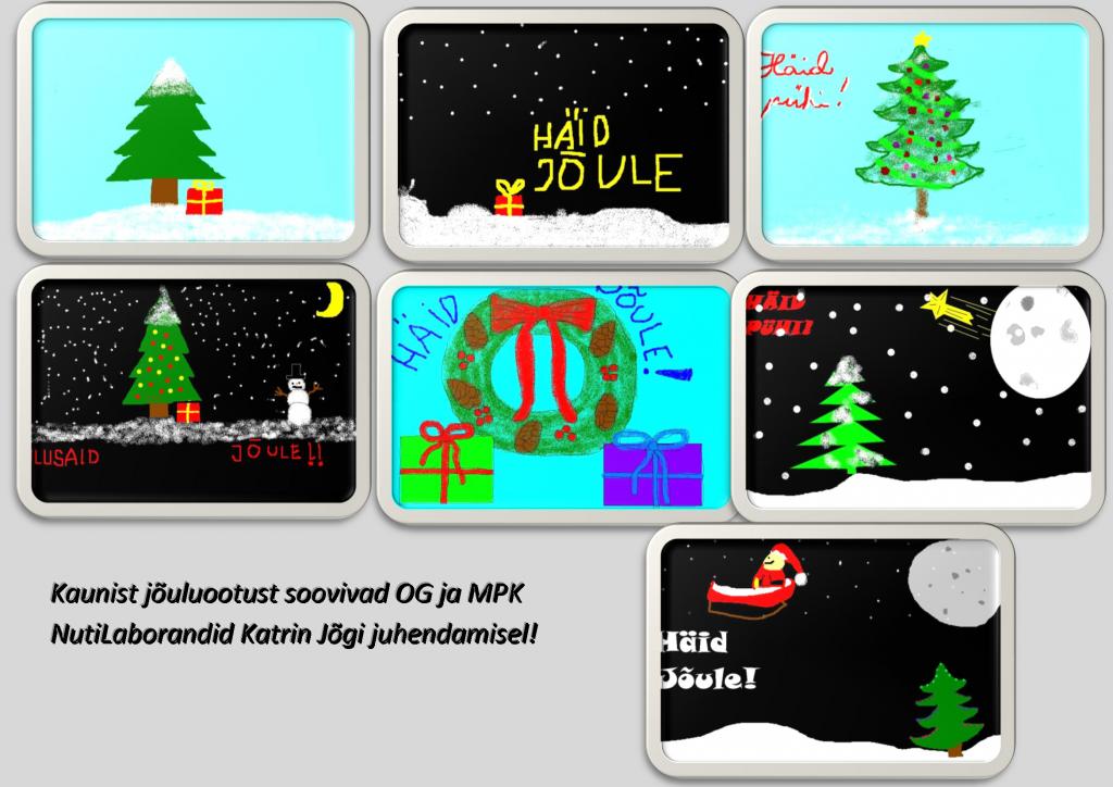 OG ja MPK nutilaborantide kaardid katrin jgi juhendamisel 1
