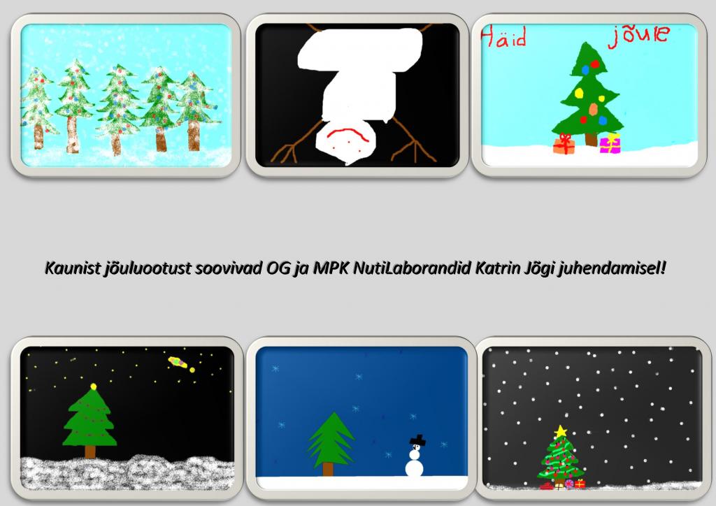 OG ja MPK nutilaborantide kaardid katrin jgi juhendamisel 2